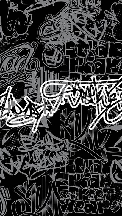 Graffiti Letters Mobile Iphone Wallpapers 3d Resolution