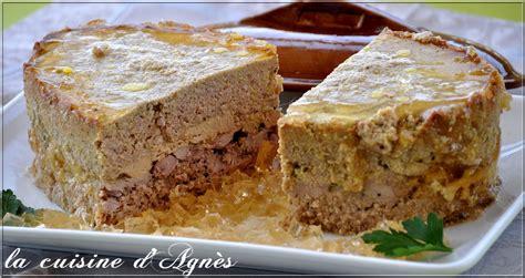 cuisine foie gras pâté de faisan au foie gras blogs de cuisine