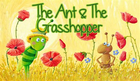 the ant and the grasshopper an i theatre s production