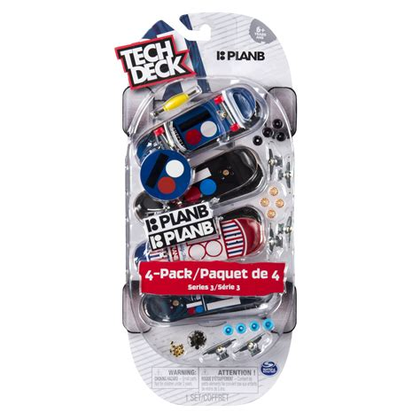 You can always come back for plan b walmart coupon because we. Tech Deck - 96mm Fingerboards - 4-Pack - Plan B - Walmart ...