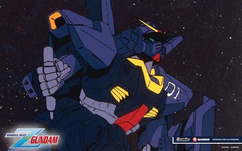 Mobile Suit Gundam Z by Mobile Suit Z Gundam Madman Entertainment
