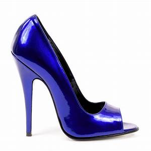 Blau Metallic Lack : pumps 955 623 royal metallic high heels shop by fuss schuhe sexy schuhe made in italy ~ Eleganceandgraceweddings.com Haus und Dekorationen