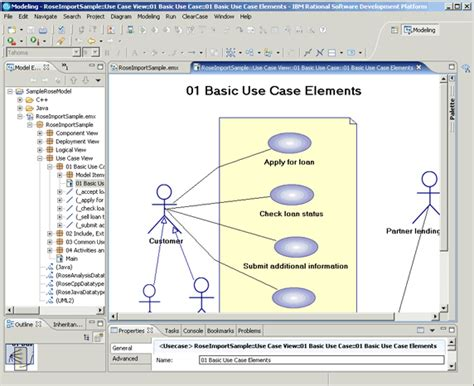 rational rose  uml diagrams assignment