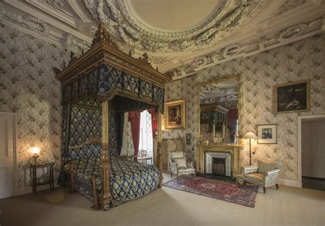 Interior Filming at Thirlestane Castle, Lauder, Scottish
