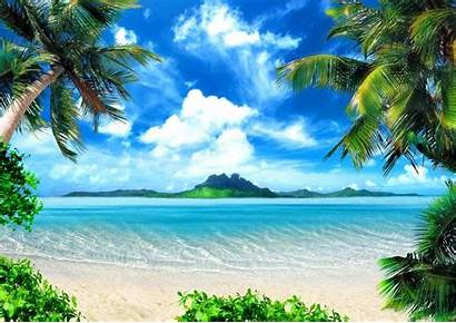 Tropical Island Android Apk Screen
