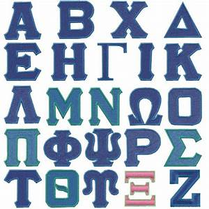 embroidery greek letters wwwpixsharkcom images With greek letter embroidery font