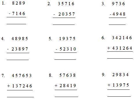 addition worksheets   grade