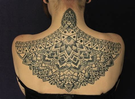Permalink to Tribal Tattoo Designs For Womens Back