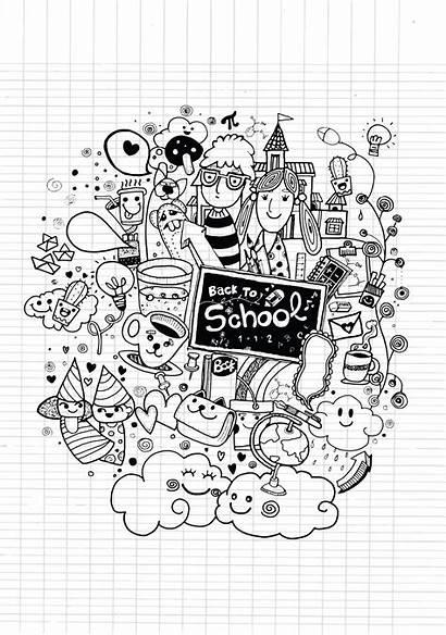 Kawaii Ecole Coloriage Retour 9george Enfants Ecole