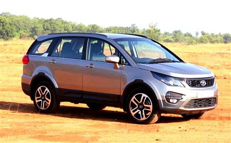 Car Door Lights by Tata Hexa Price In India Images Mileage Features