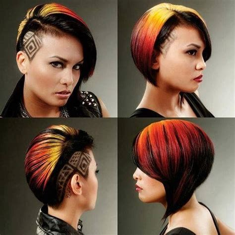 pin  hair hairstyles colors