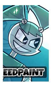 XJ9 Jenny vs Robotboy Speedpainting 3 - YouTube