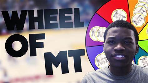 Wheel Of Mt!  Nba 2k17 Myteam Squad Builder Youtube
