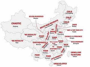 Meme Thursday: Chinese Provinces By Stereotype | Beijing Cream