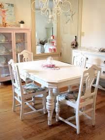 shabby chic table panda 39 s house