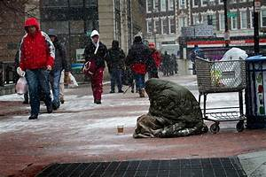 Homeless Persons; Street People