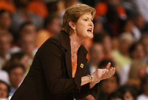 Pat Summitt And The 50 Best College Basketball Coaches