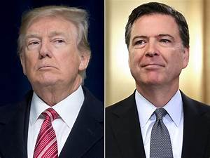 Comey Says Trump Is 'Deeply Insecure' and Never Laughs ...