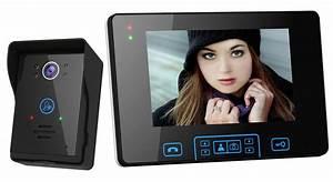 Visiophone Sans Fil Castorama : visiophone sans fil wifi bell750 bt security ~ Dailycaller-alerts.com Idées de Décoration