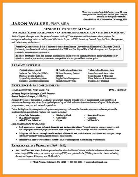 resume exles templates 10 best professional accomplishments resume bio letter format