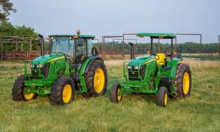 John Deere Tractor Series 6E