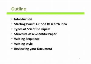 How to Write Good Scientific Papers: A Comprehensive Guide