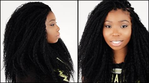 tree braids hairstyle start  finish   minutes