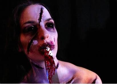 Scary Demon Horror Ghost Blood Dark Supernatural