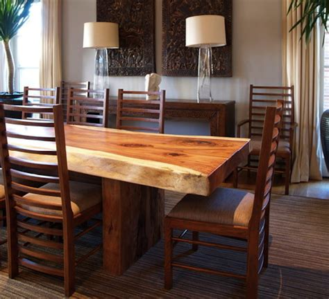 modern wood dining table 10 wooden dining tables that make you want a makeover