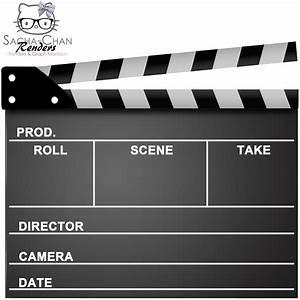 Objet Deco Cinema : render objets renders clap clapet clapper clapboard clapperboard tournage film ardoise cinema ~ Teatrodelosmanantiales.com Idées de Décoration