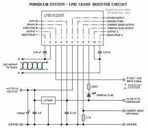 Minidcc U00a9 H-bridge Circuit - Basic Circuit