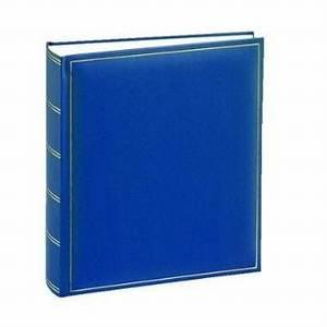 Album Photo Traditionnel à Coller : album photo henzo traditionnel coller champagne bleu 420 ~ Melissatoandfro.com Idées de Décoration