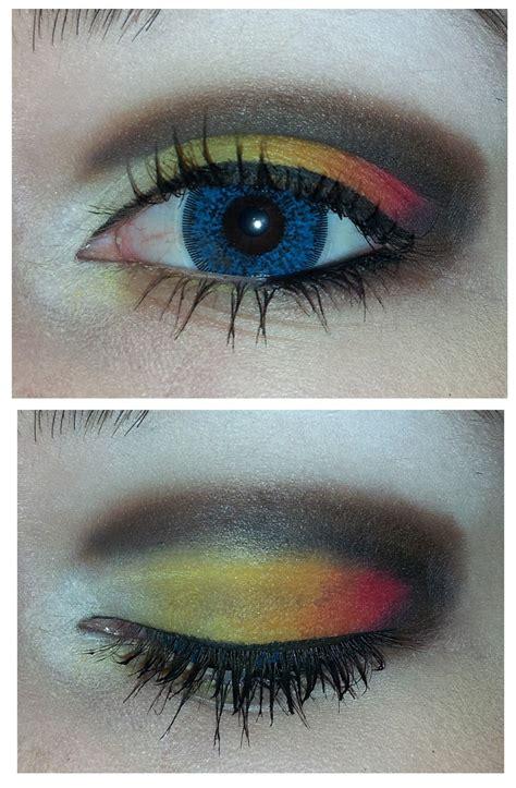 lainamarie monarch butterfly makeup tutorial