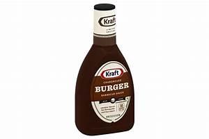 KRAFT Chargrilled Burger BBQ Sauce