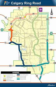 Weaselhead vs. diesel heads: Calgary southwest ring road ...