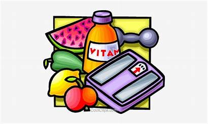 Health Clip Vitamins Clipart Vector Vitamin Foods