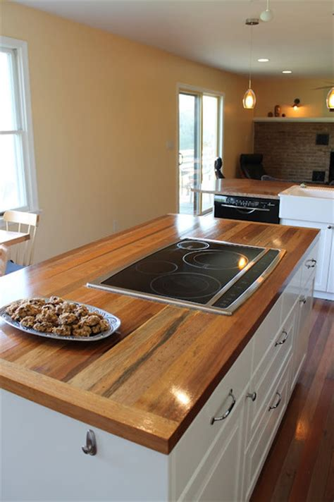 reclaimed wood tables counters kitchen countertops