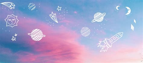 Aesthetic Backgrounds For Laptop by Cotton Clouds Are The Best Insta Pics In 2019