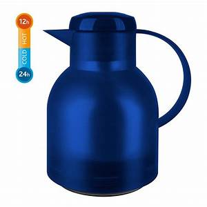 Emsa Isolierkanne Samba : emsa isolierkanne samba 1 0 liter transluzent blau 504231 bei g nstig kaufen ~ Yasmunasinghe.com Haus und Dekorationen