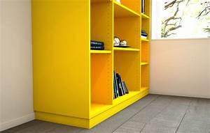 Regal Für Schräge : dachschr genregal in gelb meine m belmanufaktur ~ Sanjose-hotels-ca.com Haus und Dekorationen