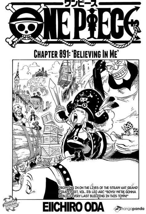 One Piece 891 - Read One Piece 891 Online - Page 1