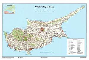 Cyprus Map Map of Cyprus