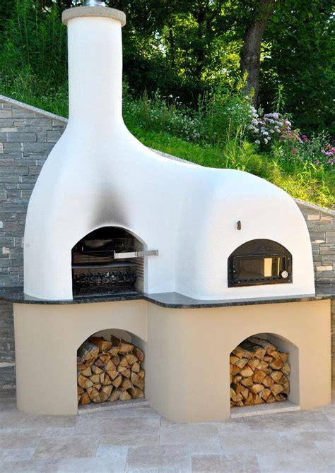 grill pizzaofen kombination selbst bauen