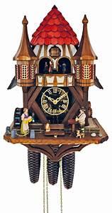 Cuckoo, Clock, Chalet