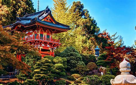 Japanischer Garten Golden Gate Park by Usa Disneyland Park Houses California Anaheim Design Hdr