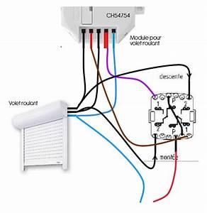 Commande Volet Roulant Somfy : module pour automatisme di o ta3011 54754 de chacon ~ Farleysfitness.com Idées de Décoration