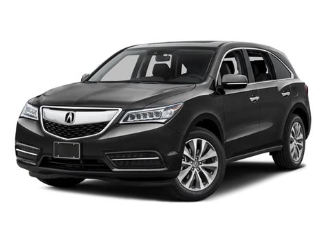 Acura Mdx Value by 2016 Acura Mdx Utility 4d Technology Dvd Awd V6 Prices
