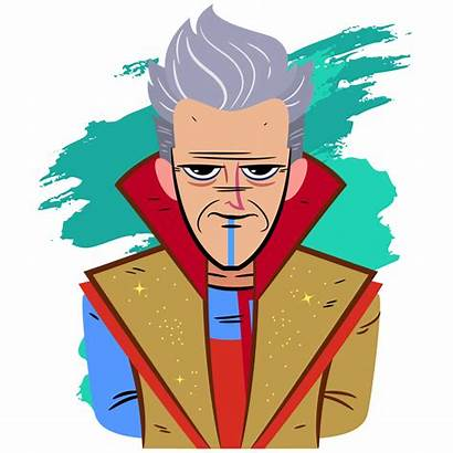 Thor Ragnarok Stickers Grandmaster Sticker Animated Bare