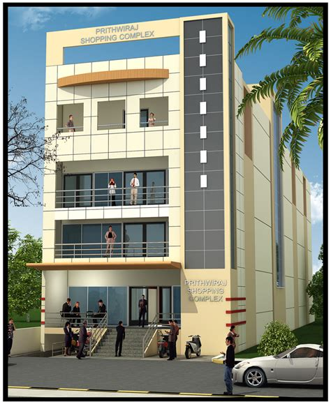 bangalore commercial elevations joy studio design