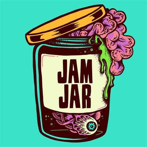 The Gallery For > Jelly Jar Cartoon